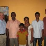 Maran's family